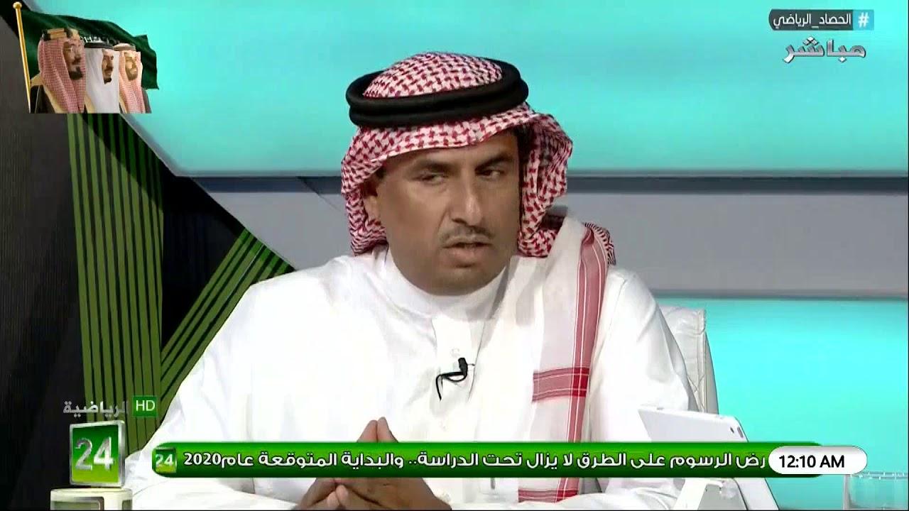 """""""فهد القحيز"""" : مدة الاستئناف لنادي النصر من وقت وصول القرار للنادي 48 ساعة"""