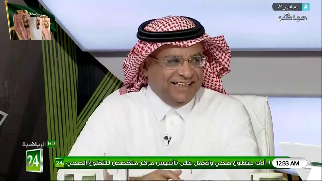 محمد أبو هداية : مدرب نادي #التحاد يتحمل كل المباريات التي ادارها
