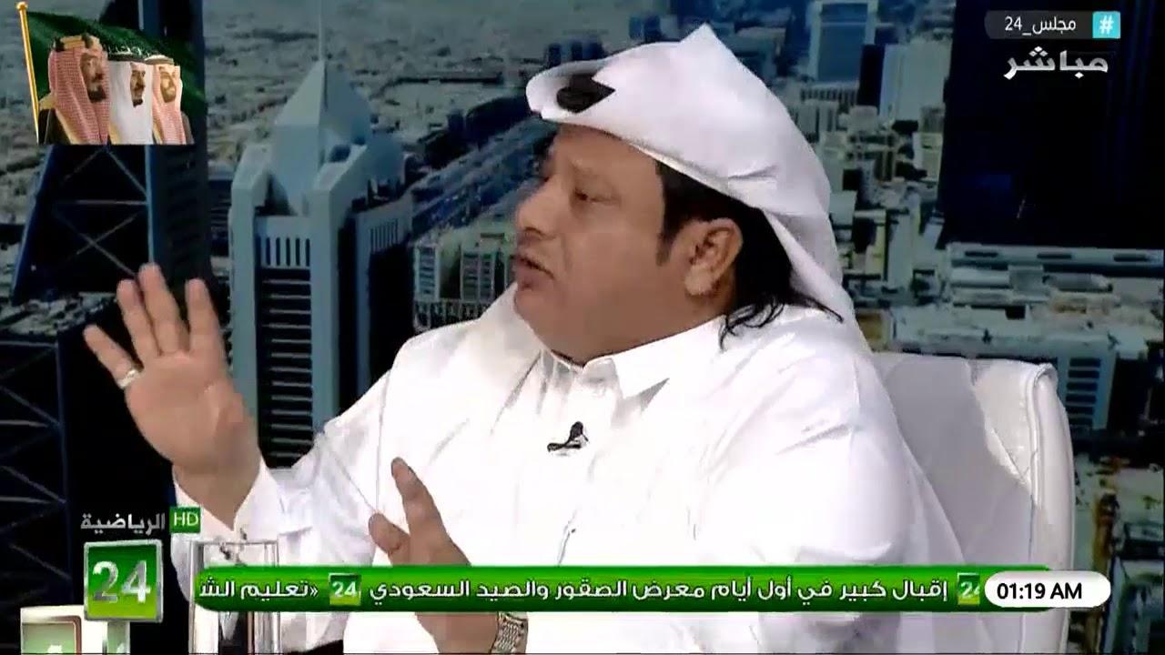 محمد أبو هداية : #النصر مازال يسير في إحتجاجه و ربما يكسب القضية