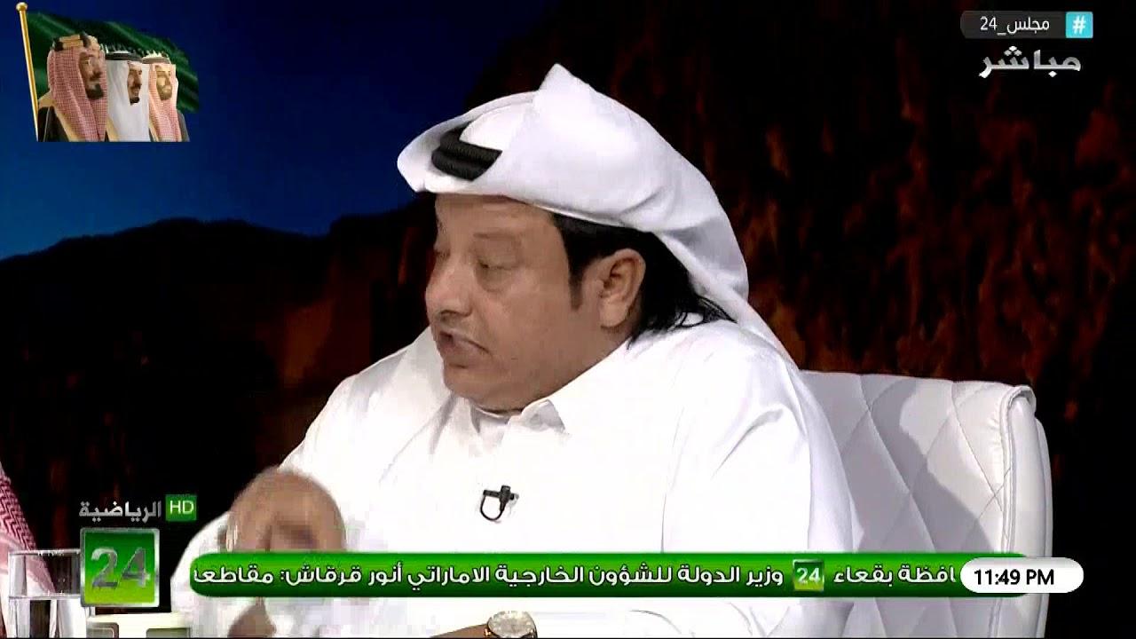 محمد أبو هداية : اللاعبين السيئين في فريق الاتحاد اثروا سلبا على فهد المولد و مستواه