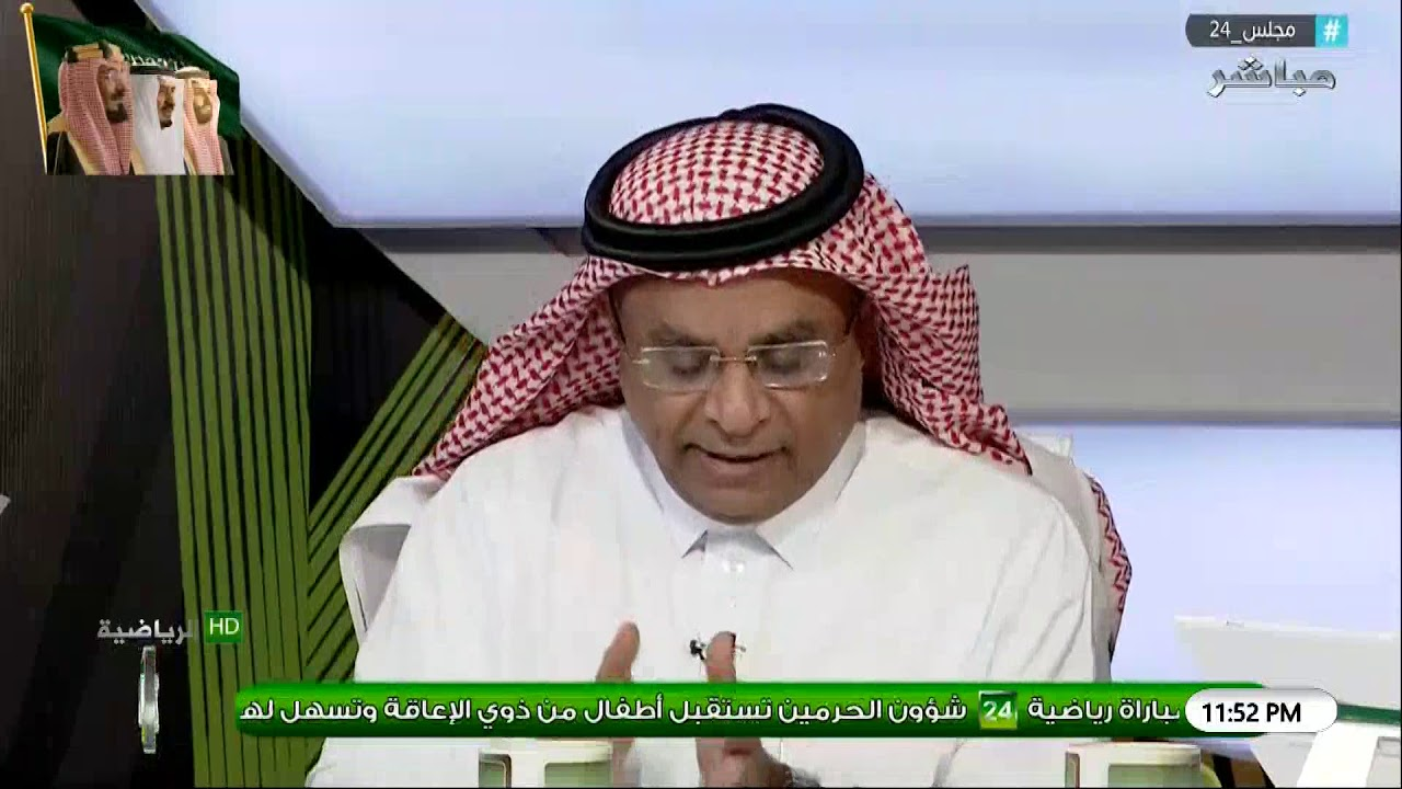 محمد أبو هداية : الان فريق الاتحاد دخل في مأزق ..متى افوز؟