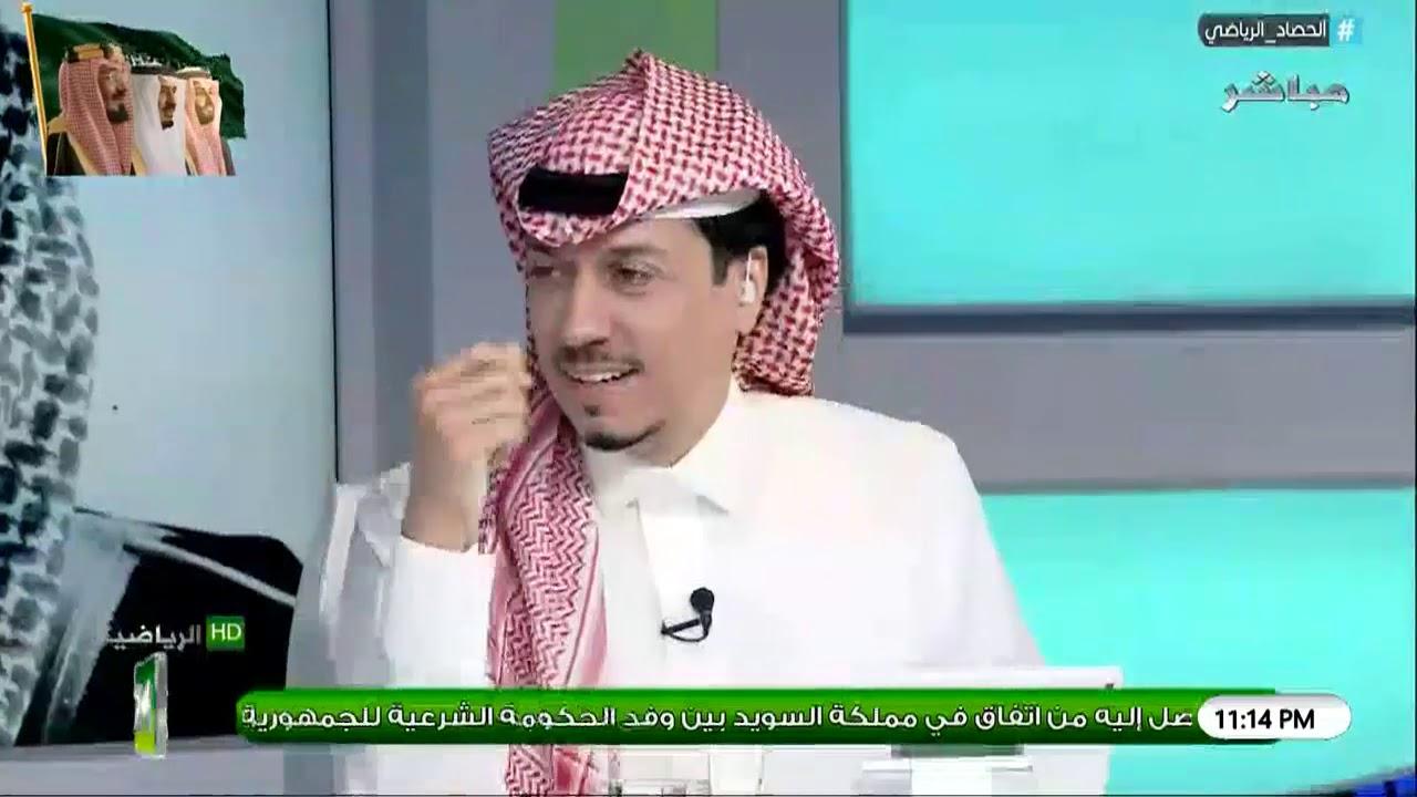 """عدنان جستنيه : بدايات رئيس نادي #الشباب """"خالد البلطان"""" كان مشجع اهلاوي"""