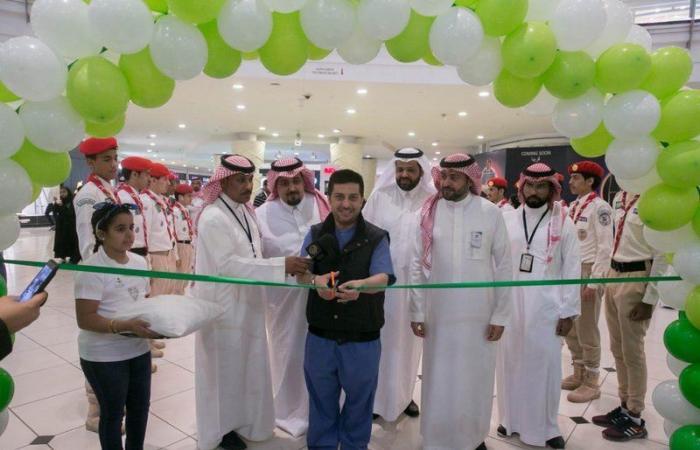 مدير عام الشؤون الصحية بمنطقة الرياض ينفذ 1996 مبادرة تطوعية بمناسبة اليوم العالمي للتطوع