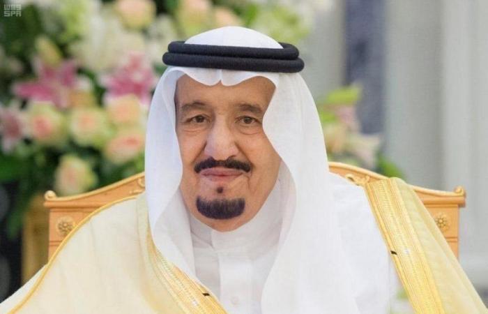 """الملك سلمان يتلقى برقية عزاء من رئيس دولة الإمارات في وفاة """"الأمير طلال"""""""