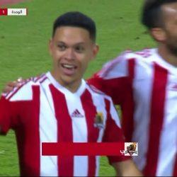 هدف الاتحاد الأول ضد القادسية (رومارينيو) في الجولة 16 من دوري كاس الأمير محمد بن سلمان للمحترفين