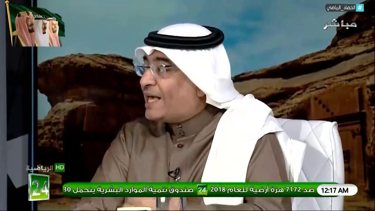 """سليمان الجعيلان: """"احمد البريكي"""" إضافة مهمة للإدارة الرياضية السعودية"""