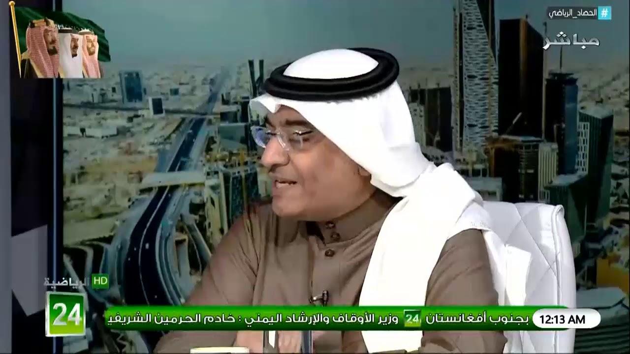 سليمان الجعيلان: استغرب دغدغة مشاعر جماهير نادي #النصر