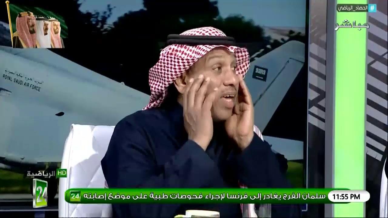 """سعد مبارك :النصر من أفضل الأندية التي إستقطبت لاعبين أجانب ، ولكن هناك """"شغل شغال"""" لهم خارج الملعب"""
