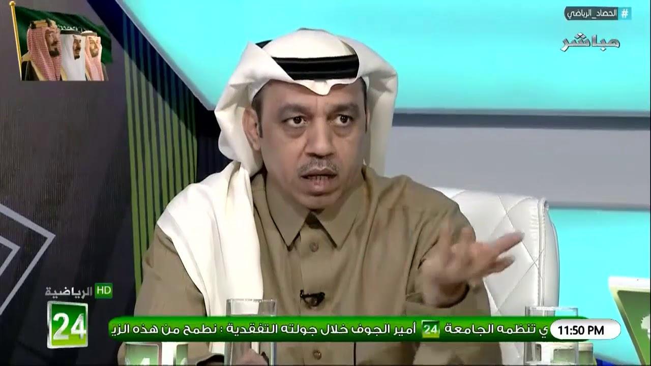 محمد الذايدي : #النصر هذا الموسم له إستثناء غير طبيعي