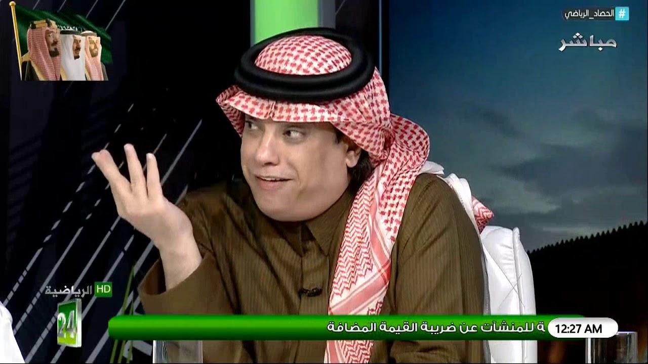 """""""فهد المدلج"""" رئيس نادي #الفيصلي : انا في رئاسة نادي الفيصلي منذ 21 سنه"""