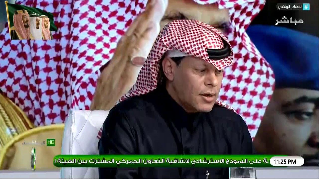 """""""فهد المدلج"""" رئيس نادي #الفيصلي : في الفيصلي نتشاور على الصغيرة قبل الكبيرة"""
