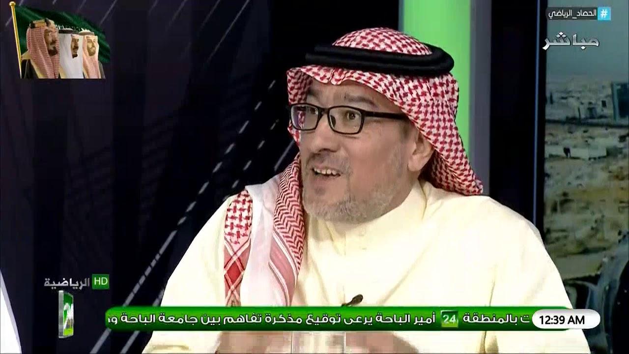 سامي مؤمن : في تغريدات رئيس نادي النصر سعود ال سويلم على قصي الفواز تحدث عن عمله ولم يتحدث عن شخصه