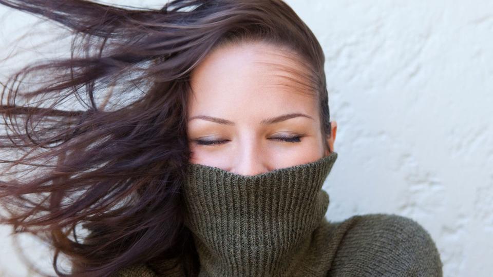 أقنعة للعناية بالشعر فى فصل الشتاء