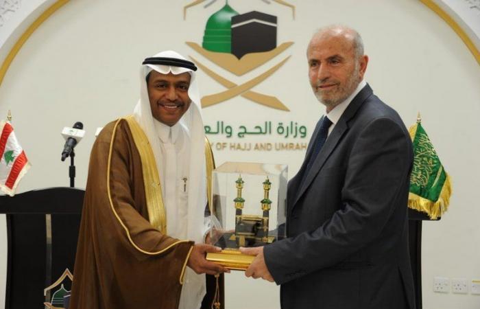 نائب وزير الحج والعمرة يستقبل رئيسيْ وفد مكتب شؤون الحجاج في لبنان وكينيا