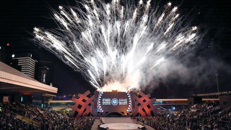 اعلان تذاكر حفل افتتاح الأولمبياد الخاص «الألعاب العالمية – أبوظبي 2019»