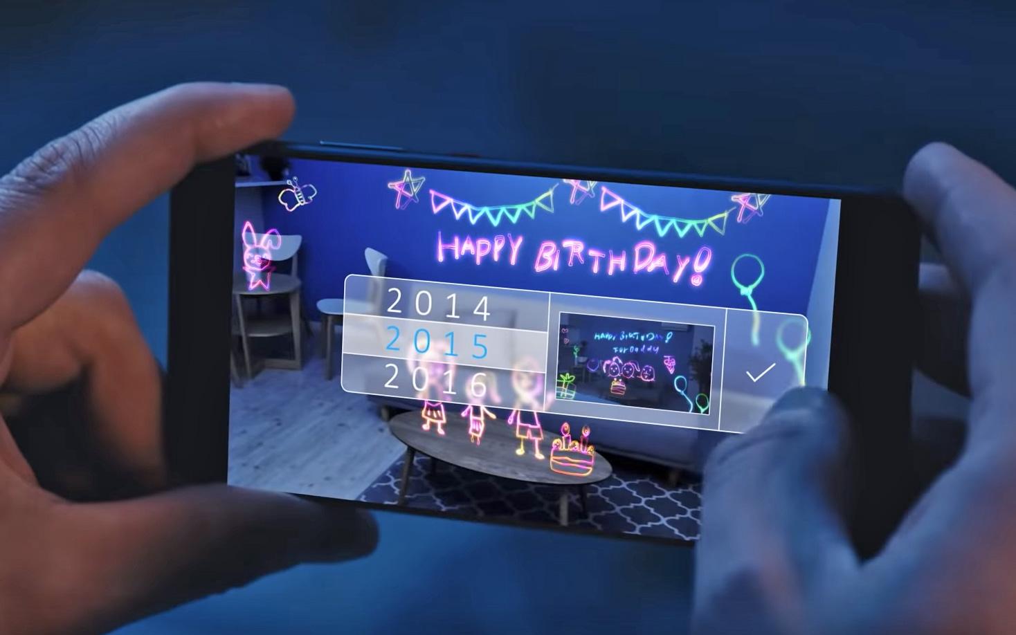 سوني يستعد لإطلاق هواتف مزودة كاميرات 3D ToF ثلاثية الأبعاد
