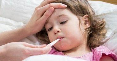 أضرار السخونية على الطفل