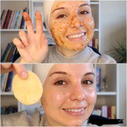 الحل النهائي لتساقط الشعر وتكسر الاظافر+ اسهل ماسك لتنقية البشرة
