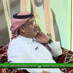 محمد الذايدي: الإتحاد السعودي منذ بدايته غير مقنع