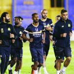 صدمة مدوية لجماهير النصر بسبب اصابة لاعبهم المفضل