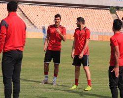 مواصلة  حازم إمام الابتعاد عن مران الزمالك قبل مباراة جورماهيا