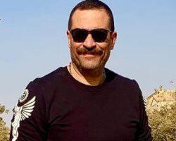 """بدأ محمد علاء أولى مشاهده بـ""""قمر هادى"""" بالتجمع الخامس"""