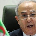 قيام  نائب رئيس الوزراء الجزائرى بجولة خارجية لبحث الأحداث فى الداخل