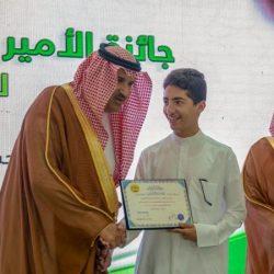 """الأمير تركي بن طلال يكرم """"ابن فحاس"""""""
