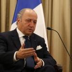 وصف وزير الخارجية الفرنسي لوران فابيوس عناصر تنظيم داعش بأنهم متوحشون