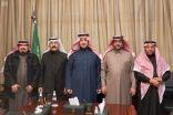 الأمير فيصل بن نواف لأعضاء محلي القريات: يؤكد علي إيجاد الحلول المناسبة لمطالب وملاحظات المواطنين