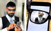 """ابتكر مخترع تركي هاتفاً ذكياً وصف بـ """"الشبح"""" لا يُرى سوى بنظارة صاحبه"""