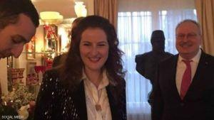 عقد قران الأميرة فوزية لطيفةابنة الملك أحمد فؤاد الثاني آخر ملوك مصر