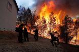 71 قتيل فى حرائق كاليفورنيا فضلاً عن أكثر من ألف شخص في عداد المفقودين… صور