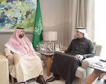 الأمير محمد بن عبدالعزيز يوجه بتلبية احتياجات الأهالي وتوفير أفضل الخدمات في مجال الطرق