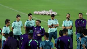 لاعب الوسط المحلي عبدالعزيز الشهراني يقترب من الأهلي بتوصية فنية