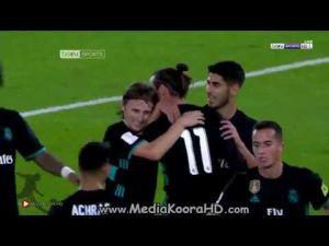 الجزيرة 1 ريال مدريد 2 فى كاس العالم للأندية… شاهد