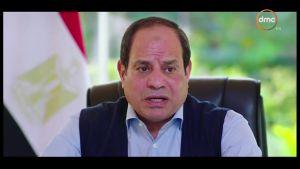 الرئيس المصرى: تمنيت وجود 10 مرشحين فى الإنتخابات الرئاسية… فيديو