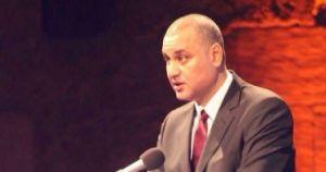 اعلان  استقالة خالد العوضى من مجلس إدارة اتحاد اليد