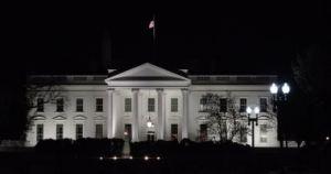 القاء القبض على شخص حاول تسلق السور الخارجى للبيت الأبيض