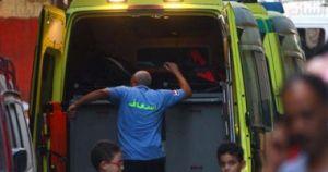 حادث مروري علي طريق الإسكندرية وأنباء عن وفاه شخصين وإصابة آخرون