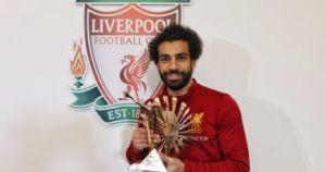 """محمد صلاح يفوز بجائزة """"BBC""""كأفضل لاعب فى أفريقيا لعام 2017"""