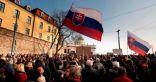 تادية زوزانا كابوتوفا اليمين الدستورية كرئيسة لسلوفاكيا