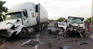 مقتل 8 أشخاص فى حادث مرورى جنوب غربى روسيا