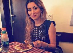 بالفيديو ملكة جمال العراق سارة عيدان تثير الجدل لزيارتها الدولة الصهيونية