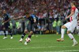 """مبابي مهاجم فرنسا يضع اسمه بين اللاعبين الأصغر عمرًا """" تسجيلًا في نهائي المونديال"""