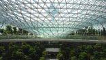 أغرب مطار في العالم تم إفتتاحه في سنغافورة
