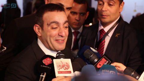 شاهد تعليق الفنان أحمد السقا علي النجم أحمد صلاح