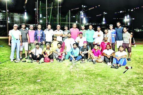 منتخبنا الوطني للكرة الخشبية يشارك في بطولة كأس العالم للكرة الخشبية التي ستقام في مدينة شنجماي التايلندية