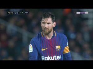 برشلونة يواصل إنتصارته برباعية فى ريال سوسيداد…. شاهد