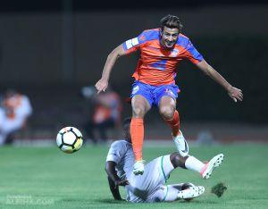 نجم وهداف نادي الفيحاء يعلن رحيله عن النادي والإدارة تحدد وجهته